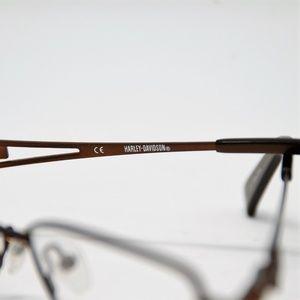 ea517b756e72b Harley-Davidson Accessories - Harley-Davidson eyeglass frames bronze  crystals